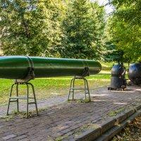 Оружие действия и противодействия подводных лодок.. :: Ruslan