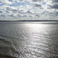 Бабье лето в устье Чусовой :: Валерий Конев