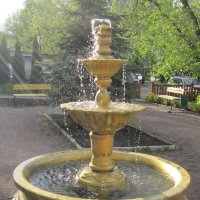 Золотой фонтан :: Дмитрий Никитин