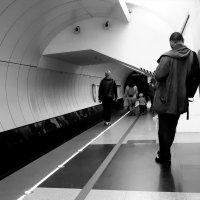 В ожидании поезда :: Алина Веремеенко