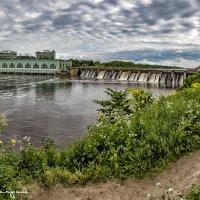 волховская ГЭС :: юрий карпов