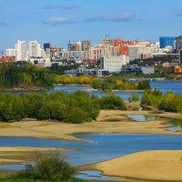 Красивый Новосибирск :: Юрий Лобачев