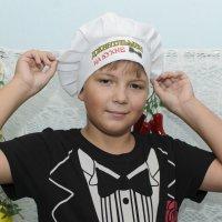Джентельмен на кухне :: Ольга Русакова