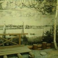 Музейный интерьер выставки о начале застройки Петербурга в 1703 году. (Музей Петропавловская крепост :: Светлана Калмыкова