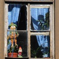 Зарисовки /про окна 1/ :: Виктор Никитенко