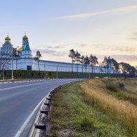 Воскресным утром на Истре... :: Viacheslav Birukov