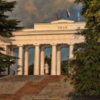 Графская пристань Севастополь :: Виктор Мороз