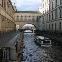 По рекам и каналам Санкт-Петербурга :: Дмитрий Солоненко