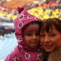 Мама рядом :: Дмитрий Солоненко