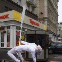 живые скульптуры :: Анна Воробьева