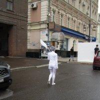Девушка с веслом :: Анна Воробьева