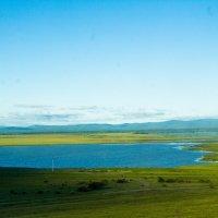 Доронинское содовое озеро :: Марина Кириллова