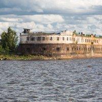 Форт «Кроншлот», Кронштадт :: Sergey Apinis