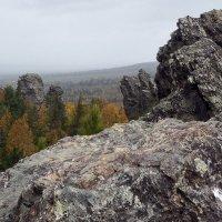 Пермский край. Гора Колпаки. :: Сергей Комков