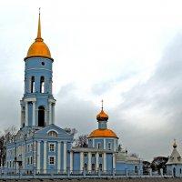 Церковь Владимирской иконы Божией Матери :: Александр Качалин