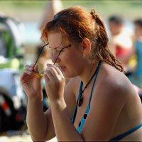 Про солнцезащитные очки. :: Anatol Livtsov