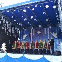 Празднование   Рождества   в   Ивано - Франковске :: Андрей  Васильевич Коляскин