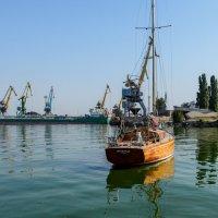 Спокойная вода :: Oleg