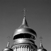 Мощь и сила куполов :: Ольга Оригана Ваганова