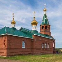 Храм Варвары Скворчихинской :: Любовь Потеряхина