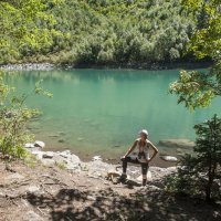 Бадукские озера :: Евгений Khripp