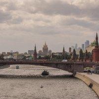 Зарядье, Москва :: Владимир Брагилевский