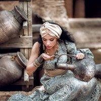 Восточная красавица :: Александра Капылова