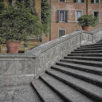 РИМ - Испанская лестница :: Tatiana Poliakova
