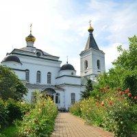 Лето в монастыре :: Aleksandr Ivanov67 Иванов