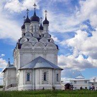 храм Благовещения Пресвятой Богородицы в Тайнинском :: Юрий Шувалов