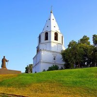 Спасская башня Сызранского кремля :: Денис Кораблёв
