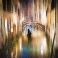 Канал, вечер в Венеции :: Ксения Исакова