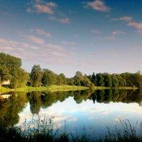 Городское озеро :: Natalisa Sokolets