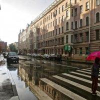 на улице Блохина :: Елена