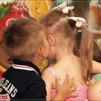 Fraternal kiss. :: Anatol L