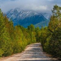 В горы :: Boris Altynnikov