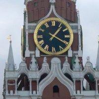 Главные часы страны :: Дмитрий Никитин