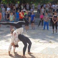 Учебная гимнастика для студентов!... :: Алекс Аро Аро