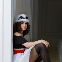 Настя :: Светлана Мокрушина