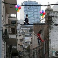 Цирк в городе :: irina Schwarzer