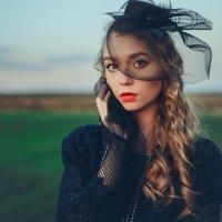 Дама в чёрном :: Ирина Кулагина