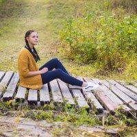 на мостике :: Светлана Бурлина
