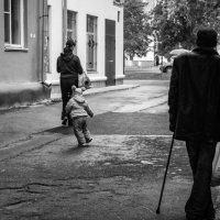 три ноги :: Aleksey Maron