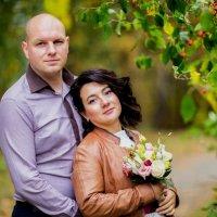 Осенняя Love story.... :: игорь козельцев