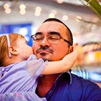 С любимым папой! :: Натали Пам
