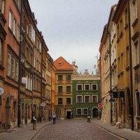 Уголок старой Варшавы :: M Marikfoto