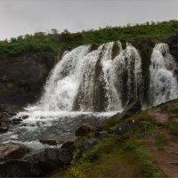 Первый водопад на нашем пути :: Shapiro Svetlana