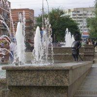 городские фонтаны :: леонид мамошин
