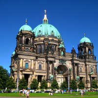 Кафедральный собор в Берлине (Главный протестанский собор в Германии) :: spm62 Baiakhcheva Svetlana