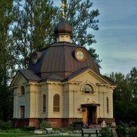 Храм Всех Святых в земле Русской просиявших... :: Sergey Gordoff
